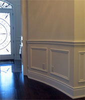 Wainscoting Gallery