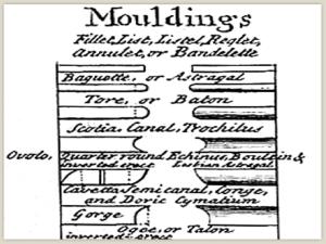 mouldings