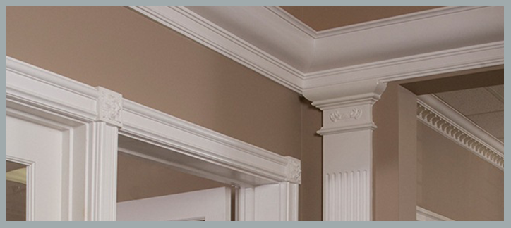 Crown Moulding Baseboards Wainscoting Royal Mouldings