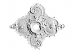unique ceiling medallion